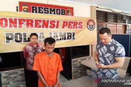 Polda Jambi tangkap spesialis curanmor  lintas kabupaten di Jambi