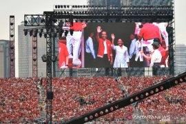 Jokowi hadiri perayaan Hari Nasional Singapura