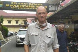 Polisi kantongi identitas pelaku penjambretan WNA di Medan
