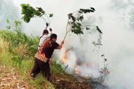 Warga Kotim diimbau cegah kebakaran lahan