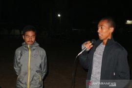 Pelari Agus Prayogo semangati atlet binaan AMTC