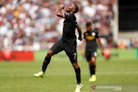 Bertandang ke West Ham, City buka musim dengan pesta gol