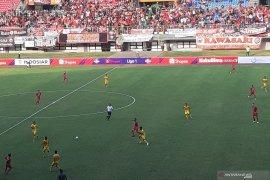 Persija Jakarta ditahan imbang Bhayangkara 1-1