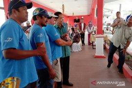 Perahu layar Antipodes juara pertama lomba SIDAYR 2019