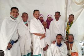 JCH asal Gorontalo Utara konsentrasi ibadah wukuf di Arafah
