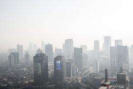 Kualitas udara di Kemayoran paling buruk Senin siang