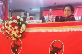 Megawati belum sebutkan nama menteri dari PDIP