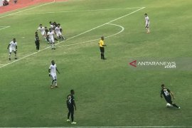 Persebaya gagal raih nilai penuh setelah ditahan imbang Madura United 2-2