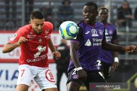 Liga Prancis - Monaco menyerah 0-1 dari Brest meski menguasai jalannya pertandingan