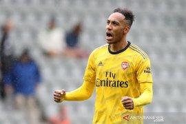 Unai Emery jagokan Aubameyang cetak lebih banyak gol musim ini