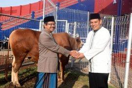 Wali Kota Kediri bilang Idul Adha menumbuhkan keikhlasan