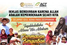 Global Qurban-ACT sebar hewan kurban untuk jutaan penerima manfaat