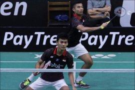 Ganda putra Indonesia Fikri/Bagas juara di India