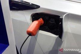Menteri ESDM intruksikan pemda fasilitasi pengisian kendaraan listrik