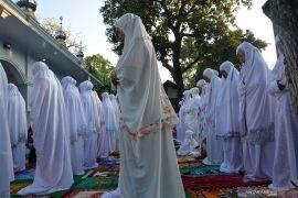 Jamaah shalat Idul Adha di Bengkulu diminta wudhu di rumah