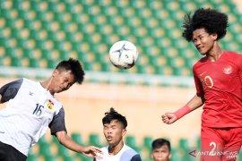 Gol bunuh diri Laos pastikan kemenangan keempat Timnas Indonesia di Piala AFF