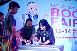 """Disperindag adakan """"Denpasar Book Fair 2019"""""""