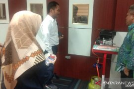 Pemkab Kubu Raya manfaatkan konverter ABG untuk pembasahan gambut