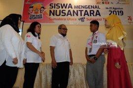 PTPN IV tukarkan pelajar Sumut-Sulteng melalui Program SMN