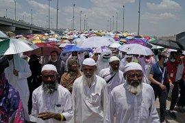 Jumlah jemaah haji Indonesia meninggal 243 orang