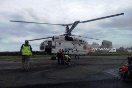 Helikopter BNPB sudah siram air 500 ton lebih dari udara di  Aceh