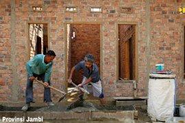 Ribuan rumah di Jambi masuk penerima program peningkatan kualitas hunian