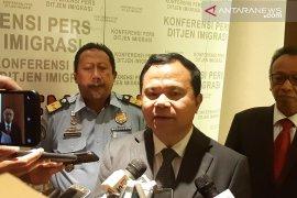 Dirjen Imigrasi: imunitas hukum untuk WNA tidak ada