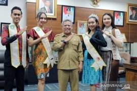Dua putri pariwisata Kubu Raya berhasil wakili Kalbar ke tingkat Nasional