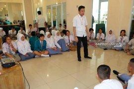 PTP IV edukasi peserta SMN dalam kerjasama tim