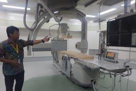 RSUI resmi beri buka layanan laboratorium kateterisasi jantung termodern