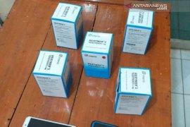 Arif, Agung dan Dessy ditangkap karena edarkan ribuan pil tramadol dan hexymer di Bekasi