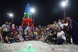 Pesona Menara Pakaya Limboto pukau peserta SMN Jatim