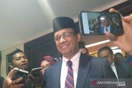"Soal Wagub Jakarta,  Anies: ""Kursinya aja belum ada"""