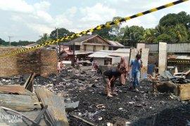 Sebanyak 50 rumah di Paser hangus terbakar