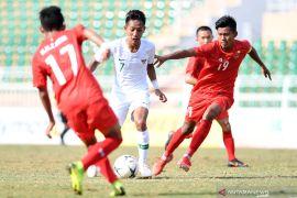 Hasil imbang 1-1 lawan Myanmar Fakhri akui timnas U-18 Indonesia tampil buruk
