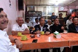 Produksi kopi Partungkoan Balige meningkat menjadi 4 ton setelah dikunjungi Jokowi