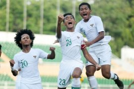 INDONESIA JUARA GRUP A USAI BERMAIN IMBANG 1-1 LAWAN MYANMAR Page 2 Small