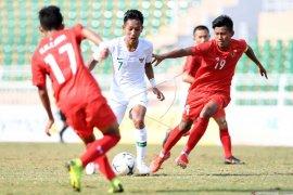 INDONESIA JUARA GRUP A USAI BERMAIN IMBANG 1-1 LAWAN MYANMAR Page 1 Small