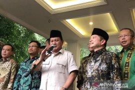 Prabowo: Pertemuan dengan Suharso guna menyambung komunikasi politik