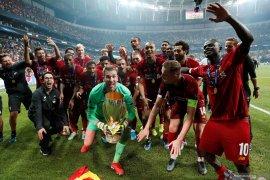 Bekuk Chelsea di final Piala Super Eropa, Liverpool samai rekor Real Madrid