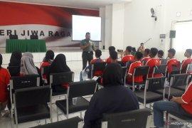 23 peserta SMN asal Sultra ikuti materi wawasan kebangsaan