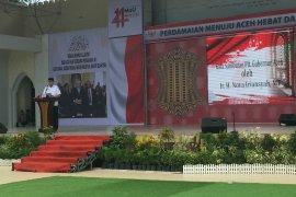 Plt Gubernur: Perdamaian instrumen penting wujudkan  Aceh Hebat