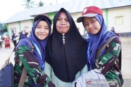 Peserta SMN Jatim tinggal bersama warga Gorontalo