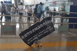 Jurnalis China kecam kekerasan terhadap wartawan di Hong Kong