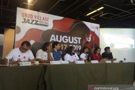 Ubud Village Jazz Festival tampilkan musikus sembilan negara