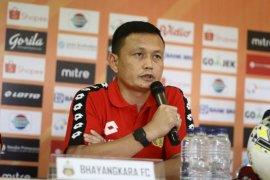 Tiga persoalan Bhayangkara FC menurut Yeyen Tumena