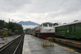 Kereta Api Galunggung anjlok di Malangbong Garut