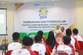 Antara berbagi cerita bersama siswa mengenal Nusantara