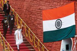 Situs pribadi PM India Modi diretas