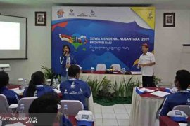 """ANTARA Bali ajari """"menulis itu mudah"""" kepada 25 peserta SMN-BHUN 2019"""